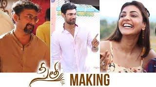 Sita Movie Making Video   Teja   Sai Sreenivas Bellamkonda, Kajal Aggarwal   Anup Rubens