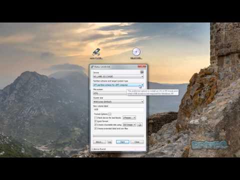 Create a Windows 8 Bootable USB Flash Drive Installer