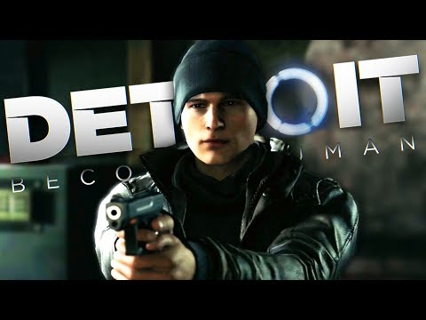 WILL HE SHOOT THEM!?   Detroit:Become Human - Part 8