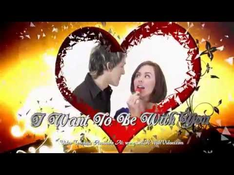 Enchanting Valentine's Day Greeting Video Templates For Emails Websites Facebook & YouTube