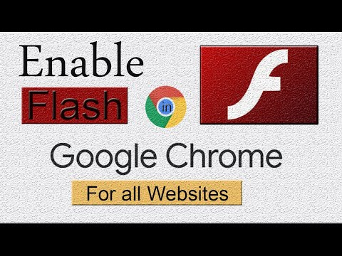 Enable Flash In Google Chrome for all Users and websites using Regedit