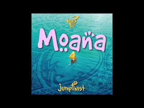 Soundtrack Gymnastics Floor Music | Moana