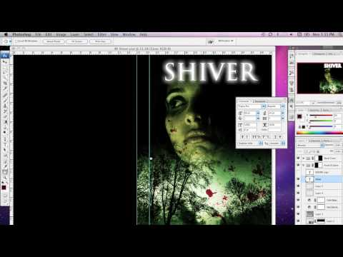 Create a Horror DVD Cover in Adobe Photoshop: Part 4