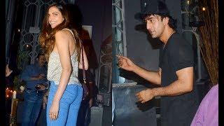 Paparazzi goes mad after spotting Deepika Padukone & Ranbir Kapoor