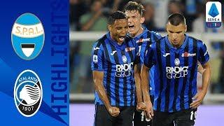 Spal 2-3 Atalanta | Atalanta fights back to win first match of the season! | Serie A