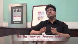 The Big Interview with Prasoon Joshi