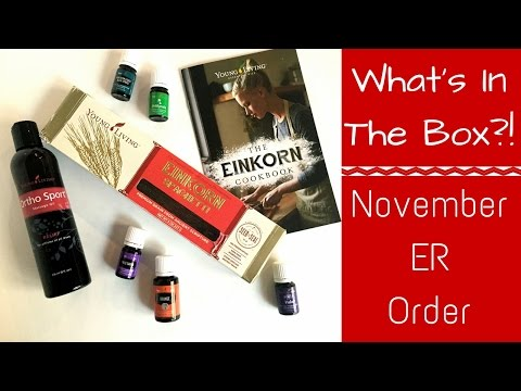 What's in the Box: November Essential Rewards
