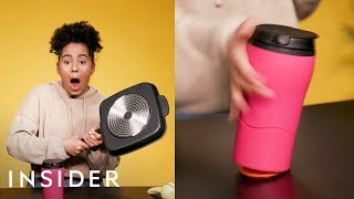 The Mug That Won't Spill | It's Cool, But Does It Really Work