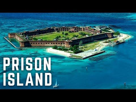 The Tropical Island Prison Older Than Alcatraz