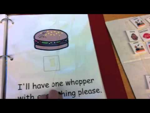 Video Tutorial - Still Hungry? Adapted Book for Children with Autism