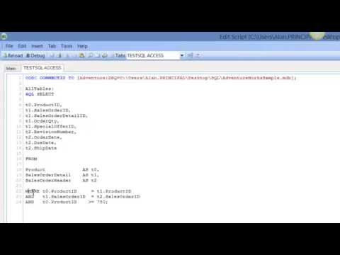 Qlikview SQL JOIN Tables WHERE IN by RFB 211