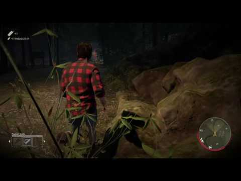 Best leg ever Friday the 13th: The Game