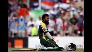 Saeed Anwar Last ODI Innings of his Career World Cup 2003 vs Zimbabwe