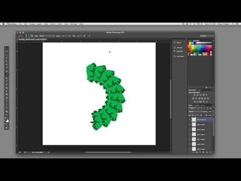 Learn HOW TO Use Arrays in Photoshop