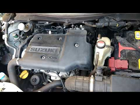 Swift dzire engine air filter cleaning