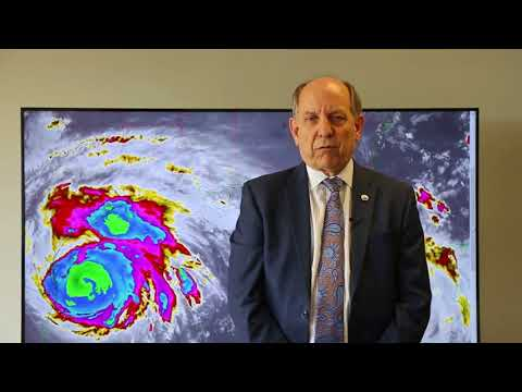 NWS Director Louis Uccellini on Hurricane Harvey
