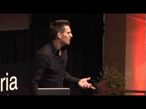 TEDxVictoria - Dr. Sean Richardson - Mental Toughness: Think Differently about your World