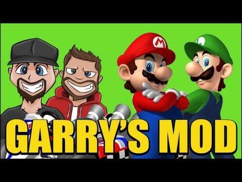 Garry's Mod ★ MARIO KART EXTREME ★ GMOD