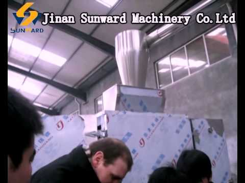 Floating and sinking fish feed processing machine,fish food pellet making exruder
