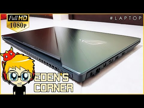 Review of ASUS ROG GL703VM SCAR Edition by ASUS [COMPUTERS]