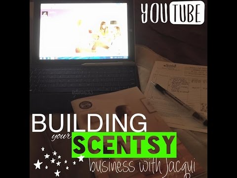 Building a Business! Independent Scentsy Consultant!