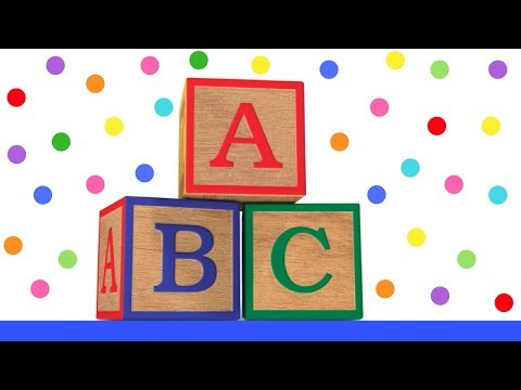 The Alphabet Book - Learn your ABCs - Learning ABCs