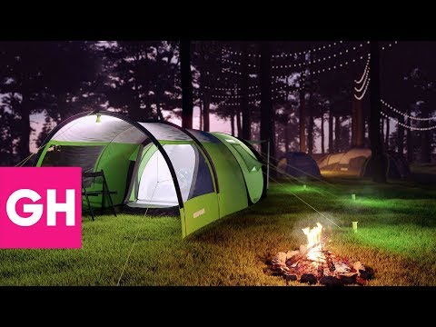 These Pop-Up Tents Are a Camper's Dream Come True | GH