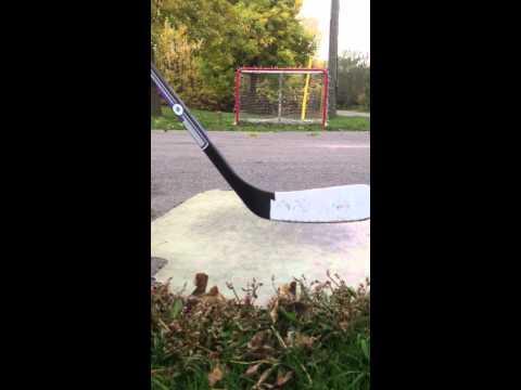 Custom Base hockey shots