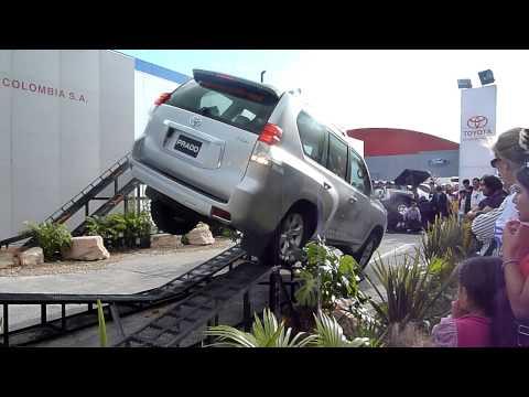 Demostración Toyota Prado