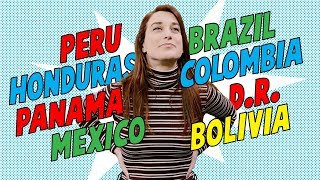 One Fact About EVERY Latin American Country - Joanna Rants