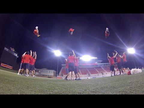 Illinois State Cheerleading 2k15
