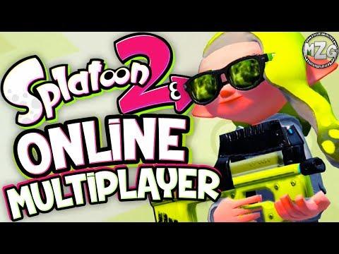 Hero Shot Replica! - Splatoon 2 Online Multiplayer  - Episode 8