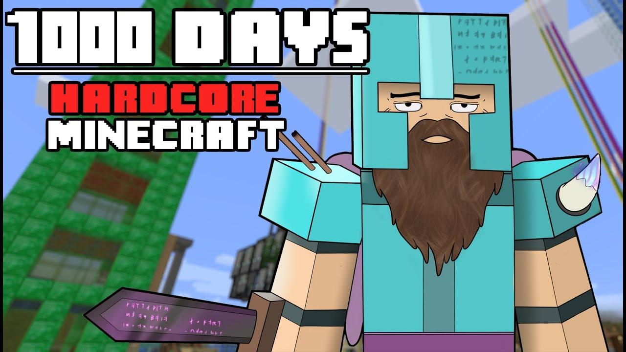 1000 Days - [Hardcore Minecraft]