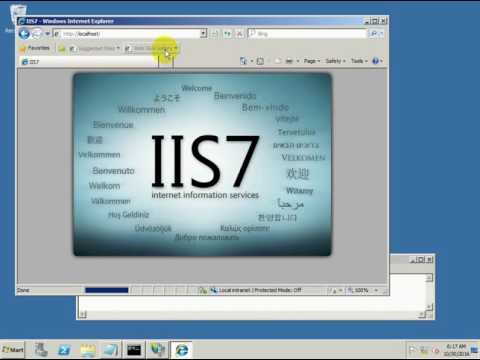How to IIS Publishing websites and DNS Record On Windows Server 2008 R2