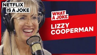 Lizzy Cooperman's Comedic Tarot Card Reading  | What A Joke | Netflix Is A Joke