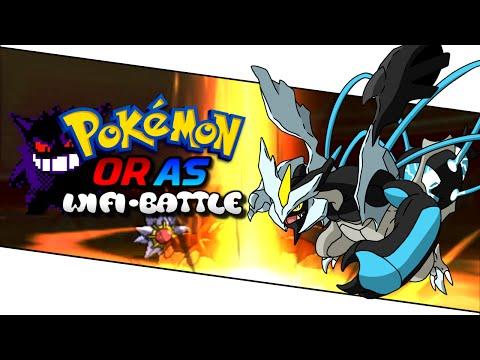 Pokemon Omega Rubin/Alpha Saphir Wifi-Battle [ORAS][German/Deutsch] - Eiskalt erwischt!