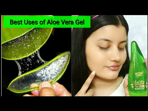 Aloe Vera Gel for Skin & Hair | How To Choose The Right Aloe Vera Gel Product