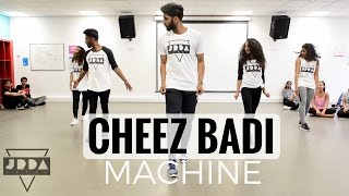 Cheez Badi DANCE COVER | Machine | Mustafa & Kiara Advani | @JeyaRaveendran Choreography