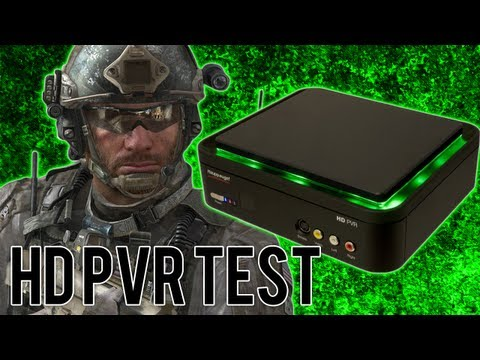 Hauppauge HD PVR - Quality Test