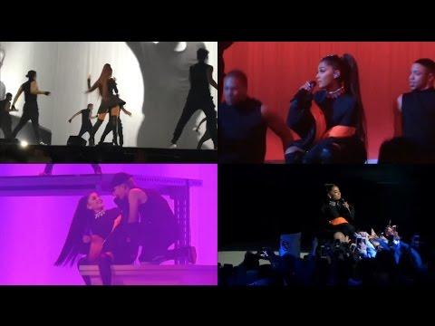 Ariana Grande ~ Dangerous Woman Tour Part.1 (DVD Version Multicam HD)