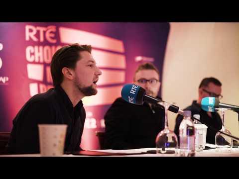 Conversations | RTE Choice Music Prize 2018