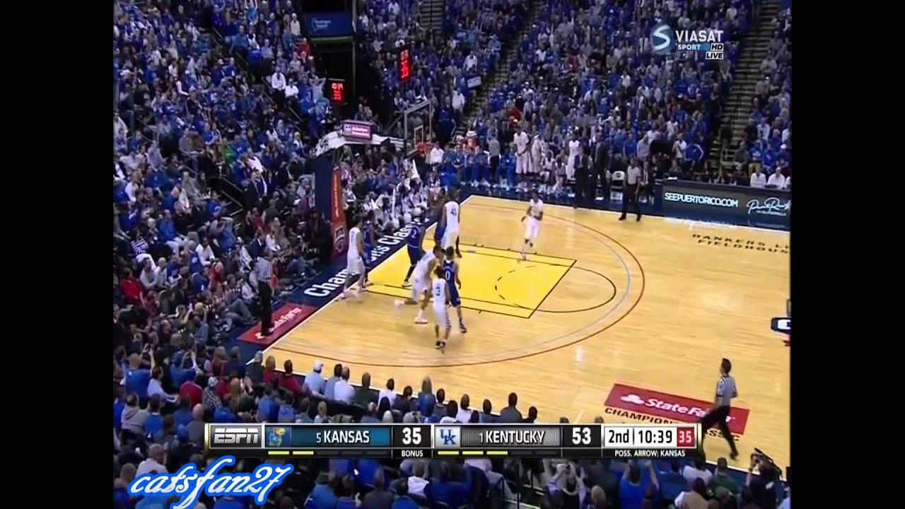 Kentucky vs. Kansas 11/18/14