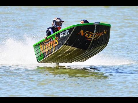 Red Bull Dinghy Derby 2017 Preparation - Nippys Boat Edit 'Drone'