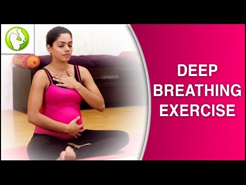 Breathing Exercise For Pregnancy