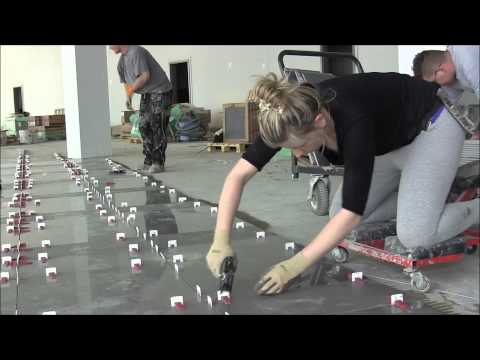 Amazing Tile Installation by Female Installer part 2