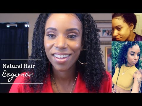 My Natural Hair Regimen (With Pictorial)