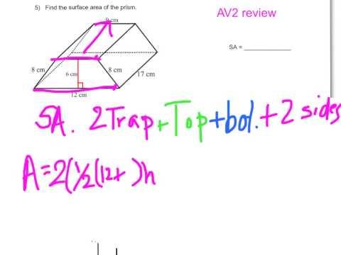 AV2 review problem 5