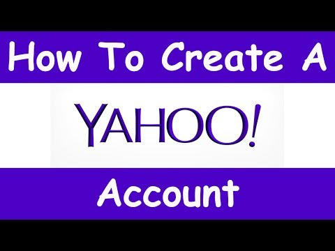 How to Create a Yahoo Mail Account - March 2015 (EASY)