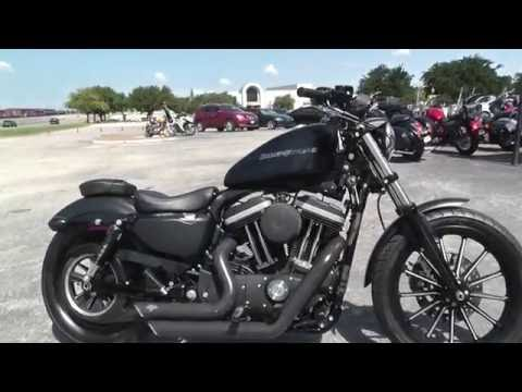 424526 - 2011 Harley Davidson Sportster 883 Iron XL883N - Used motorcycles for sale