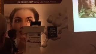 Doç. Dr. Buket Aksu (altınbaş Üniversitesi) - 1. Uluslararası Katılımlı Kozmetik Kongresi